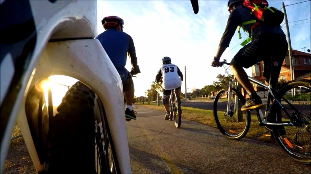 recreational cycling for better health