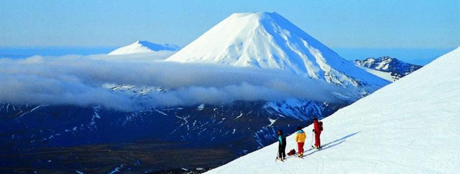 Mt. Ruapehu, NZL