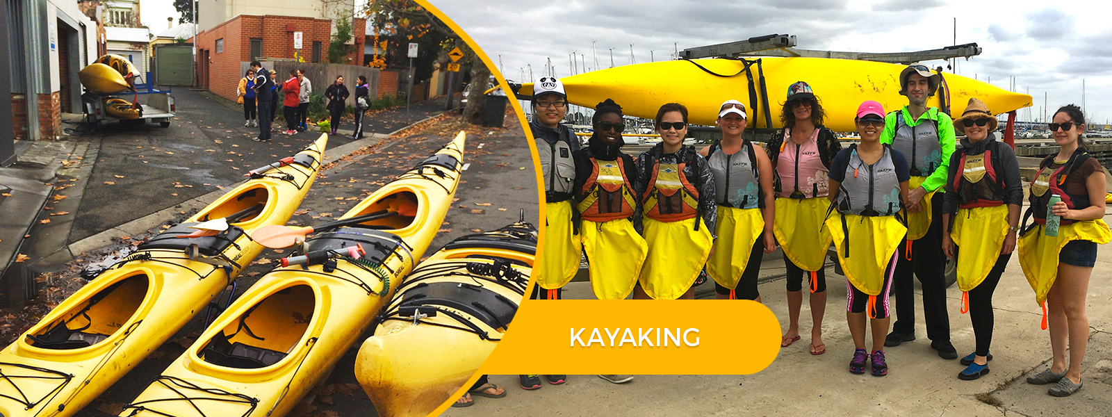 Kayaking Melbourne