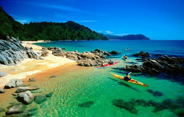 Abel Tasman Kayak Experience