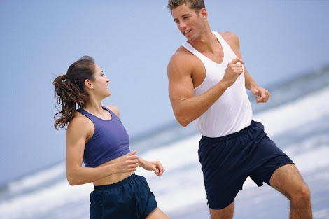 Exercise daily for health benefits