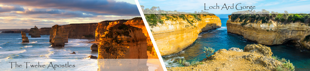 The Twelve Apostles, Loch Ard Gorge