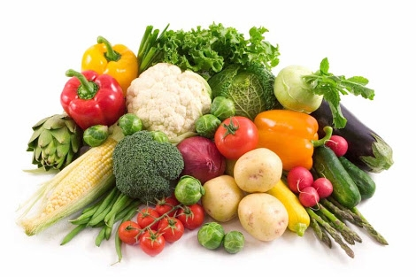 Eat plenty of colorful veggies when trying to lose weight