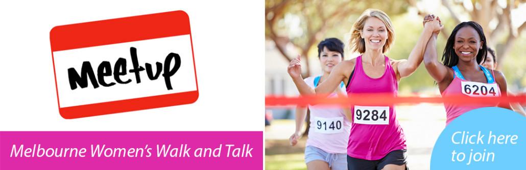 Women's Walking Group Melbourne